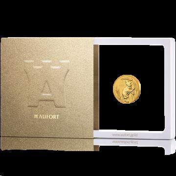 Kuldmünt 7,775 g (1/4 oz) kinkekarbis - sõltuvalt laovalikust