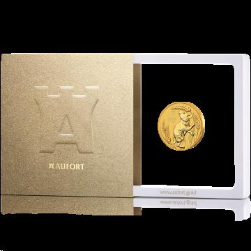 Kuldmünt 15,55 g (1/2 oz) kinkekarbis - sõltuvalt laovalikust