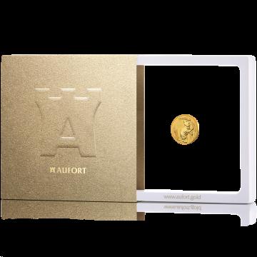 Kuldmünt 3,11 g (1/10 oz) kinkekarbis - sõltuvalt laovalikust